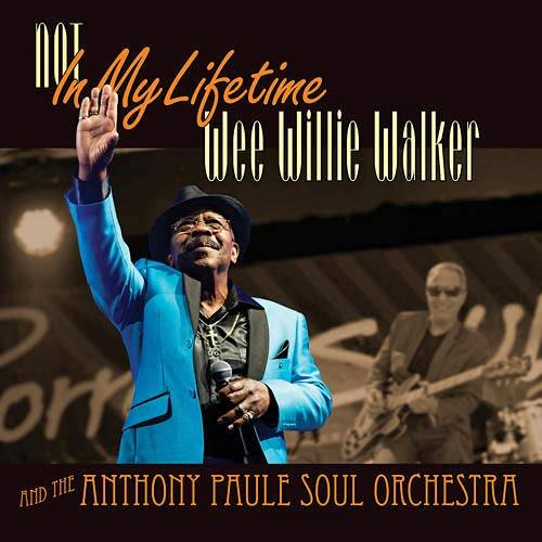 Wee Willie Walker And The Anthony Paule Soul Orchestra - Not In My Lifetime [LP]