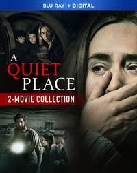 A Quiet Place [Movie] - A Quiet Place 2-Movie Collection