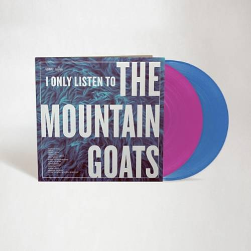 I Only Listen to the Mountain Goats: All Hail West Texas [Indie Exclusive Limited Edition Peak Vinyl]
