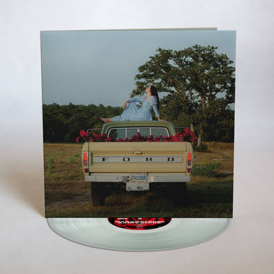 Waxahatchee - Saint Cloud [Indie Exclusive Limited Edition Peak Coke-Bottle Clear LP]