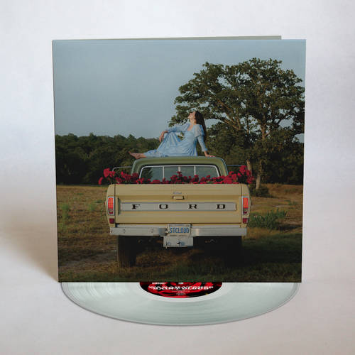 Saint Cloud [Indie Exclusive Limited Edition Peak Coke-Bottle Clear LP]