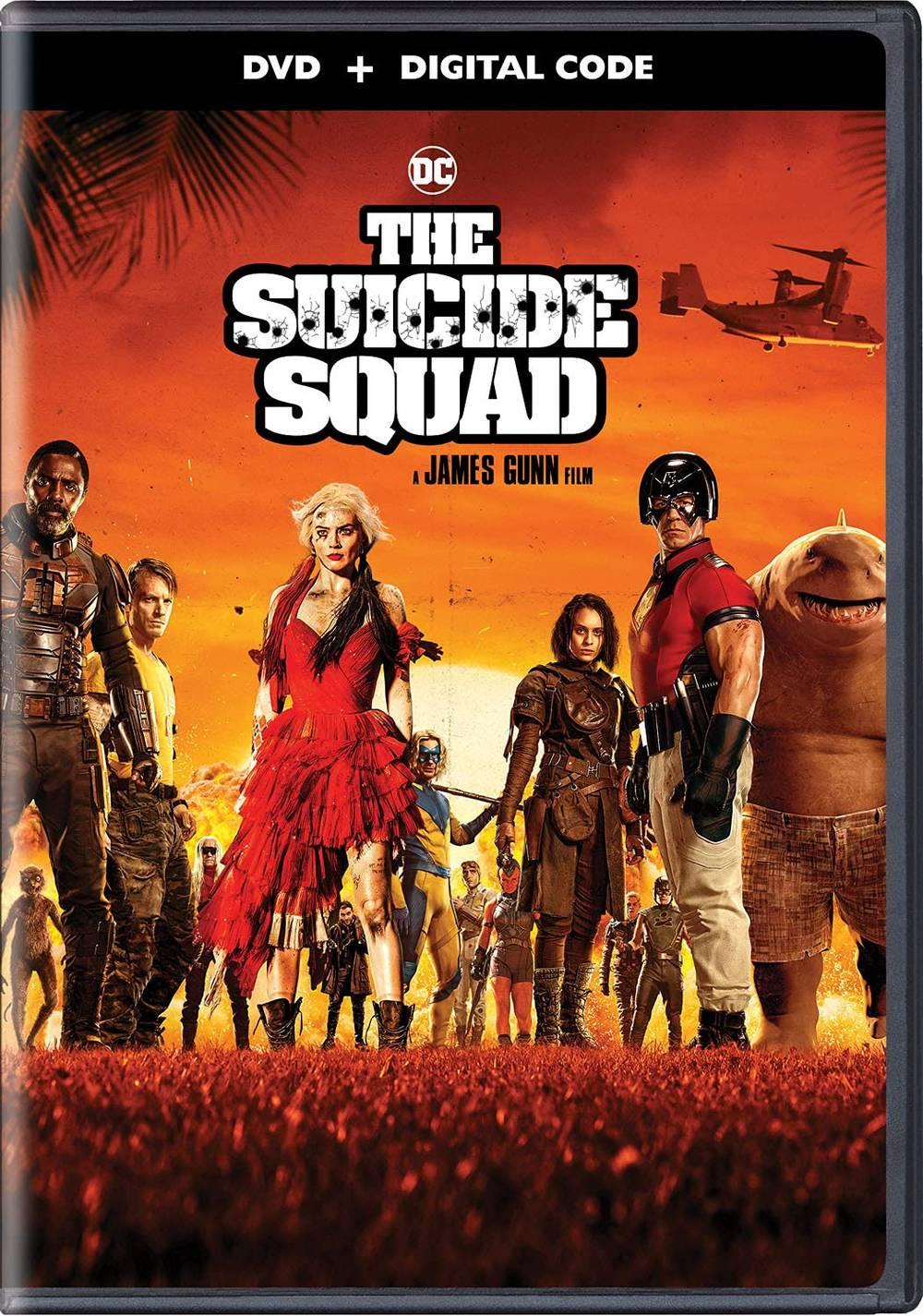 Suicide Squad [Movie] - The Suicide Squad
