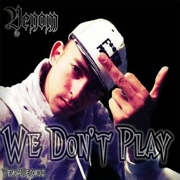 We Don't Play - Single