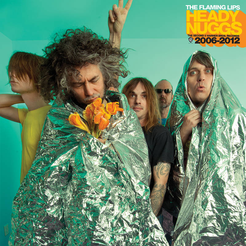 THE FLAMING LIPS HEADY NUGGS VOL.II STUDIO ALBUMS 2006 2012