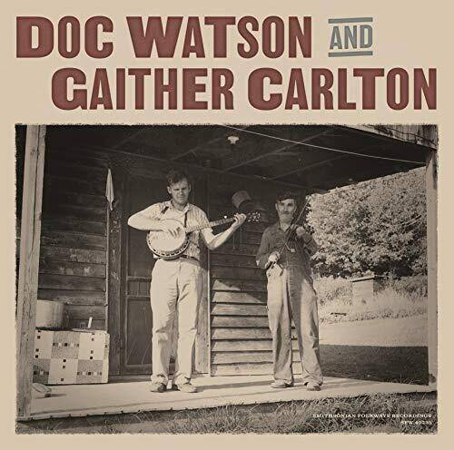 Doc Watson And Gaither Carlton [LP]