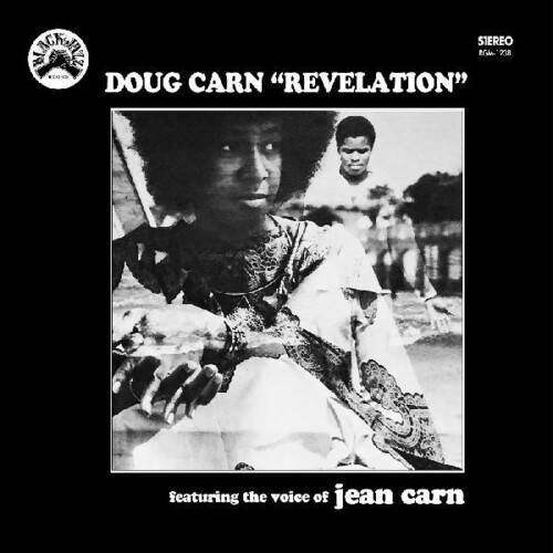 Doug Carn - Revelation: Remastered [Indie Exclusive Limited Edition Orange/Black LP]