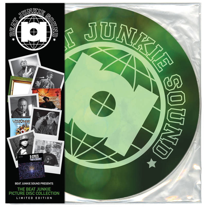 The Beat Junkies Picture Disc Collection