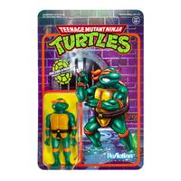 Tmnt - TMNT Michelangelo REACTION FIGURE