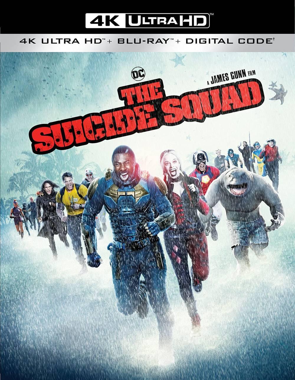 Suicide Squad [Movie] - The Suicide Squad [4K]