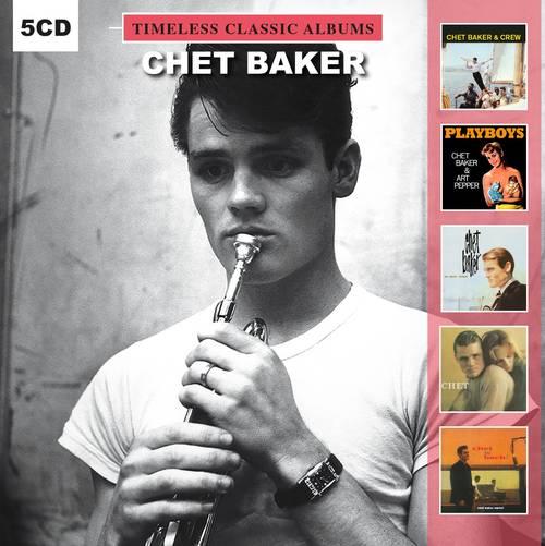 Chet Baker -  Timeless Classic Albums: Vol 2