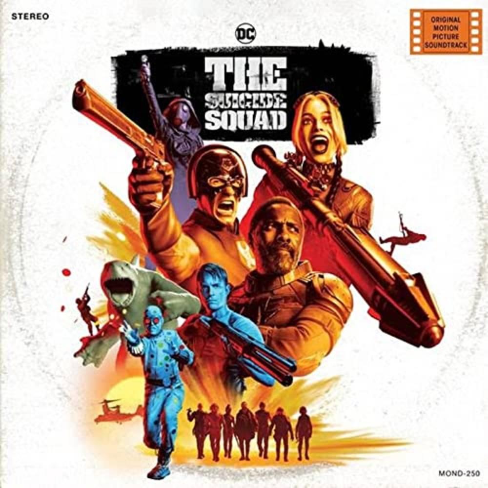 Suicide Squad [Movie] - The Suicide Squad [LP Soundtrack]