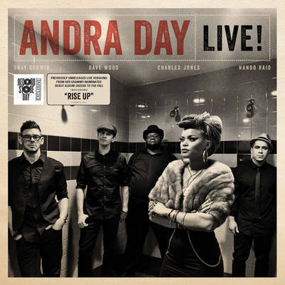 Andra Day - Andra Day Live!