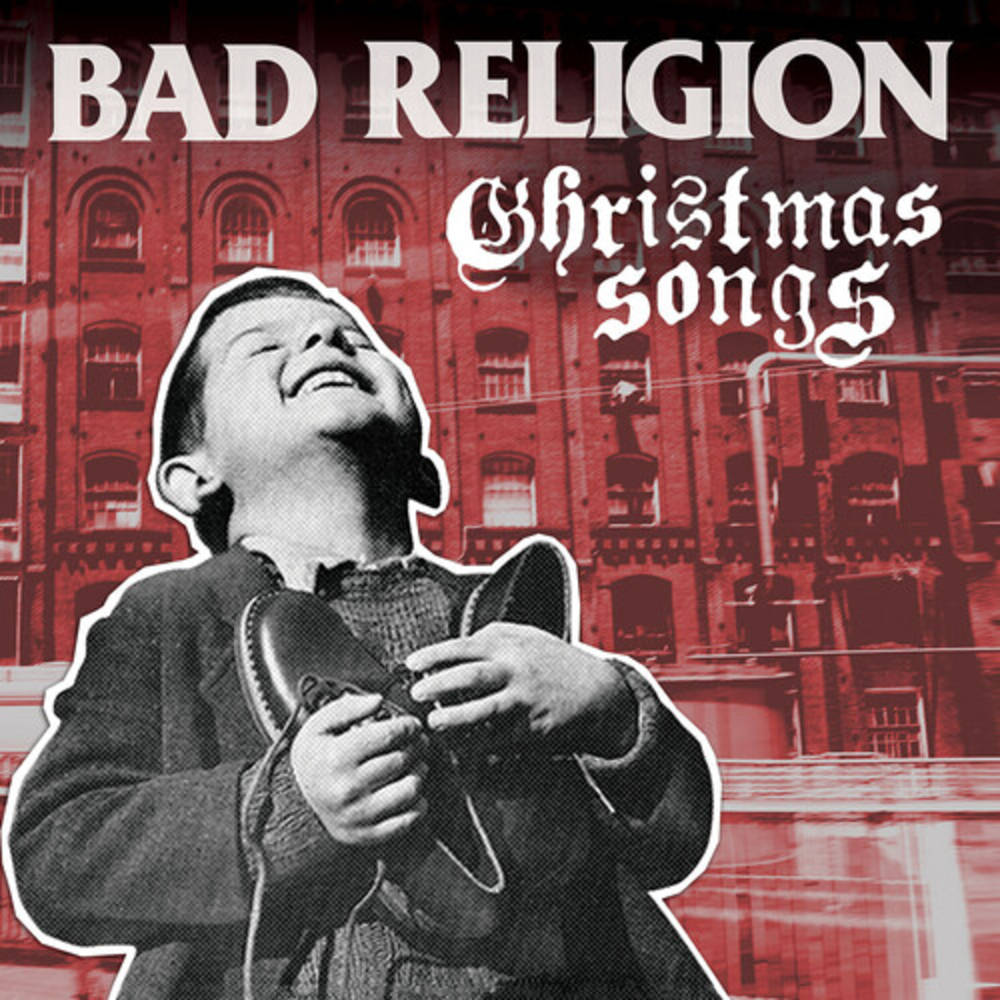 Bad Religion - Christmas Songs [Indie Exclusive Limited Edition Green & Gold LP]