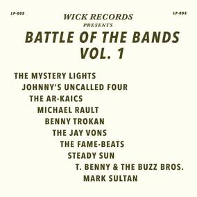 Wick Records Presents Battle of the Bands Vol. 1