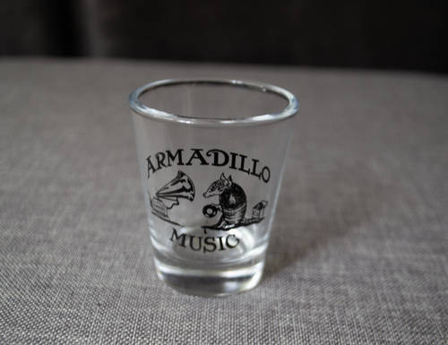Bootleg Shot Glass