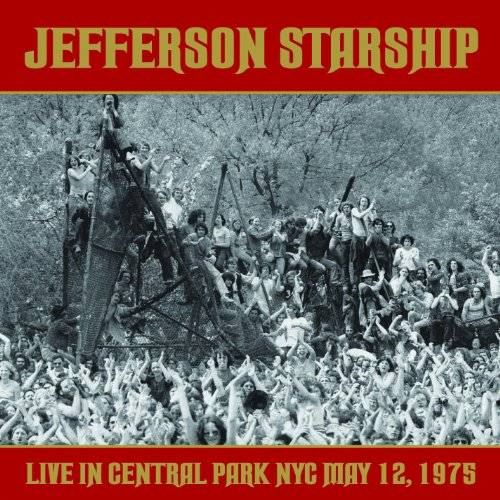 Live in Central Park NYC May 12,1975