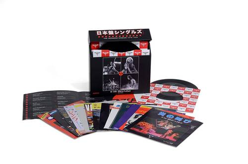 The Japanese Singles 1978-1984 [7in Vinyl Box Set]