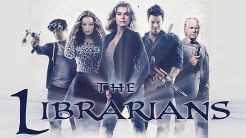The Librarians [TV Series]