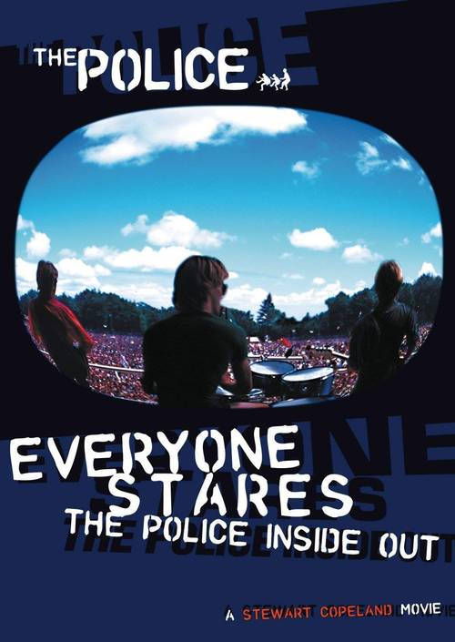 Everyone Stares - The Police Inside Out [Blu-ray]