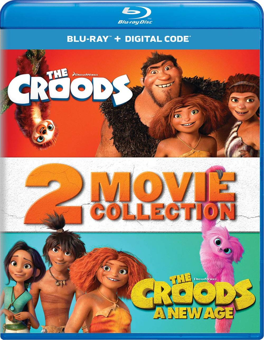 The Croods [Movie] - The Croods: 2-Movie Collection