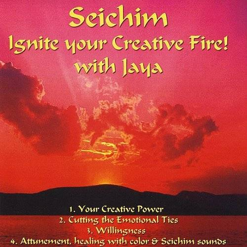 Seichim-Ignite Your Creative F