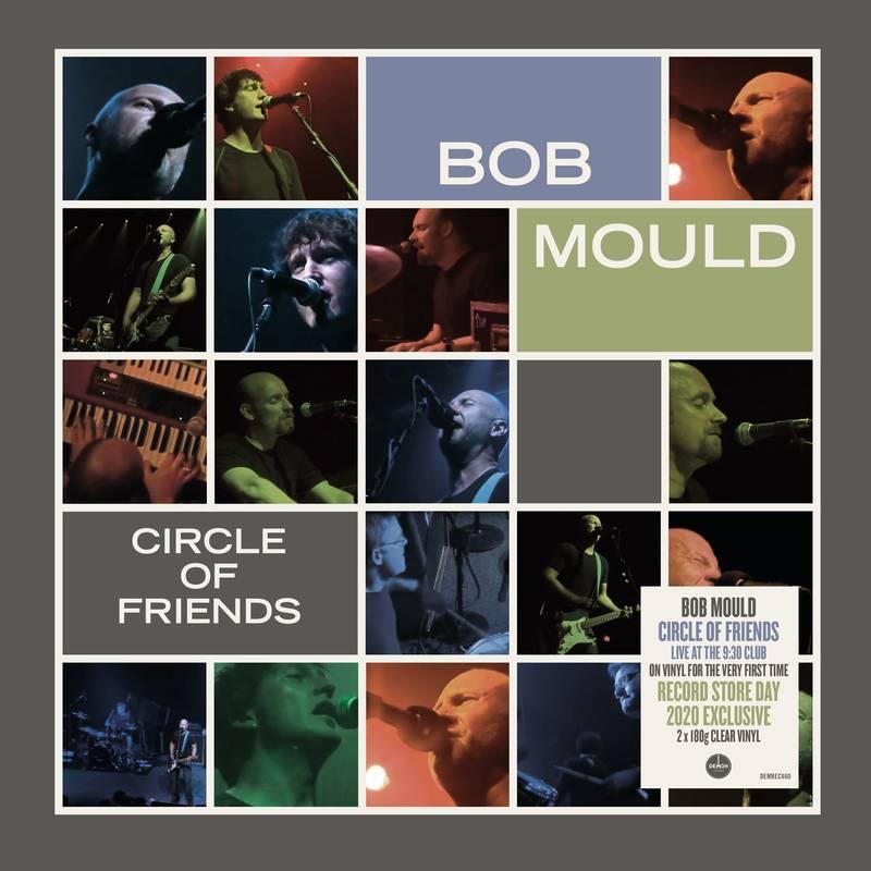 Bob Mould, in arrivo doppio Lp per il Record Store Day 2 - fanzine