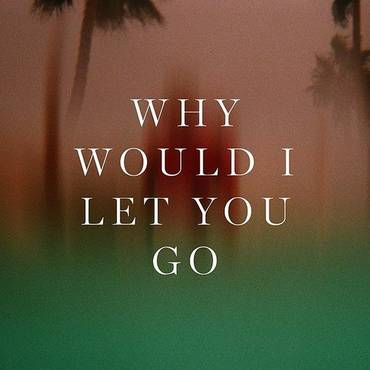 Why Would I Let You Go - Single