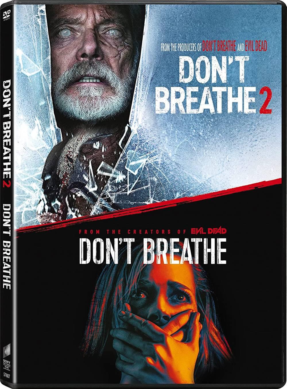 Don't Breathe [Movie] - Don't Breathe / Don't Breathe 2
