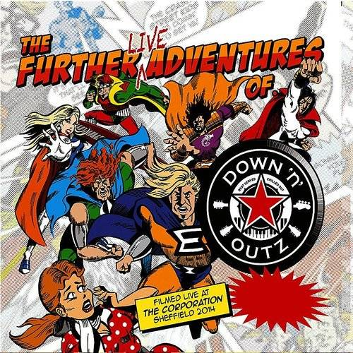 The Further Live Adventures Of... [2CD/DVD]