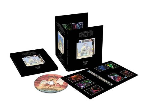 The Song Remains The Same: Remastered [Blu-ray Audio]