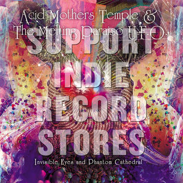 Invisible Eyes and Phantom Cathedral [RSD 2019]
