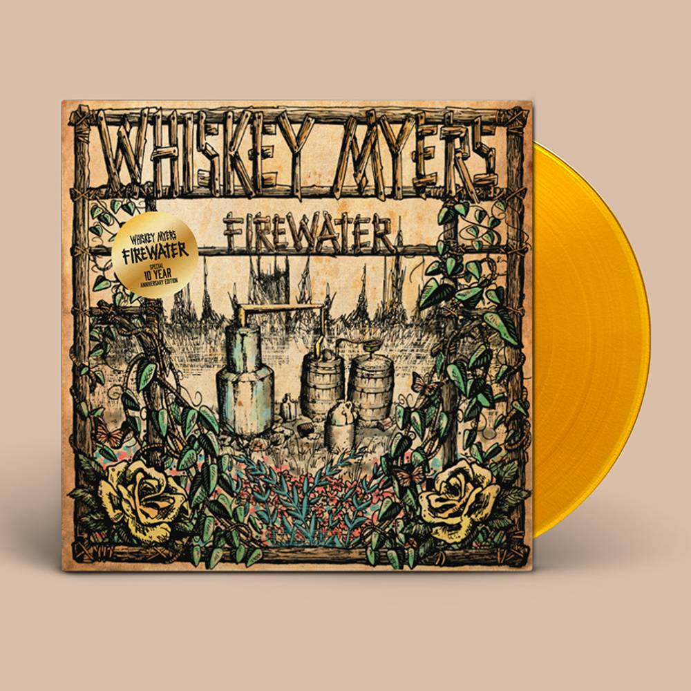 Whiskey Myers - Firewater: 10th Anniversary Edition [Indie Exclusive Limited Edition LP]