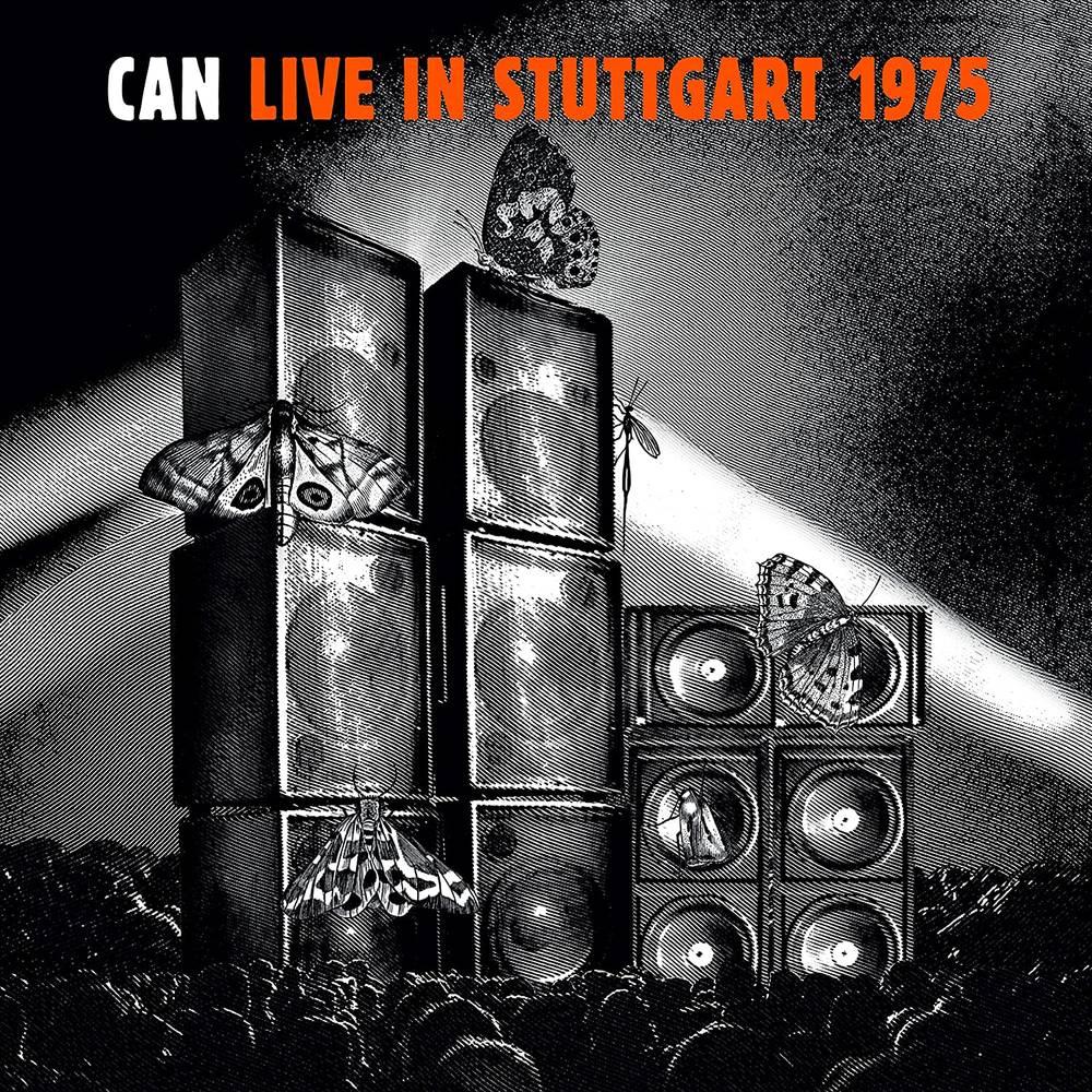 Can - Live In Stuttgart 1975 [Limited Edition Orange 3LP]