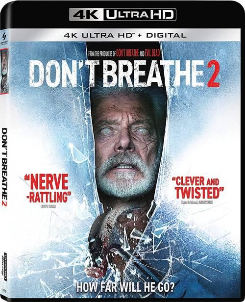 Don't Breathe [Movie] - Don't Breathe 2 [4K]