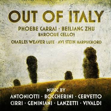 Out Of Italy / Various