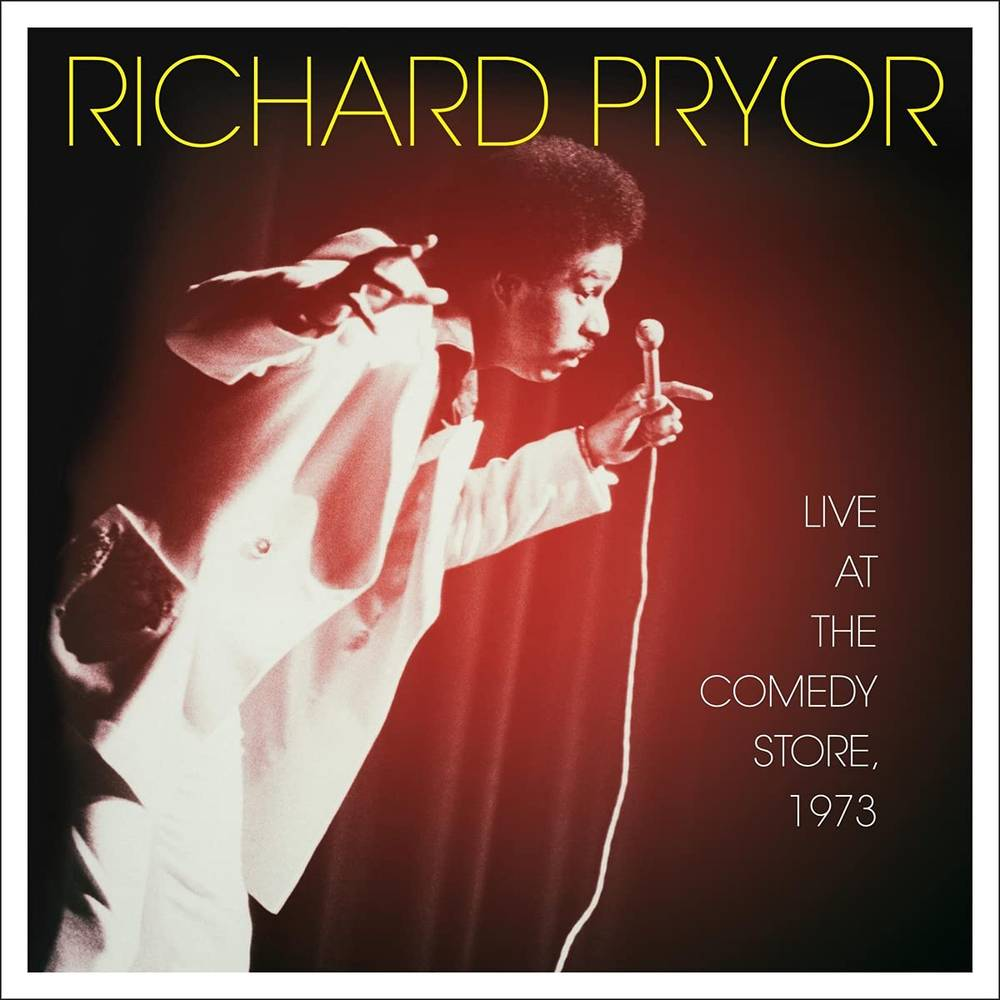 Richard Pryor - Live At The Comedy Store, 1973
