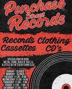Purchase street records