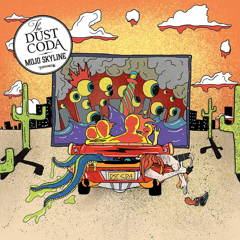 The Dust Coda - Mojo Skyline [LP]