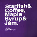Starfish & Coffee T-shirts