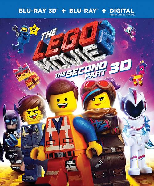 The Lego Movie 2: The Second Part [3D]