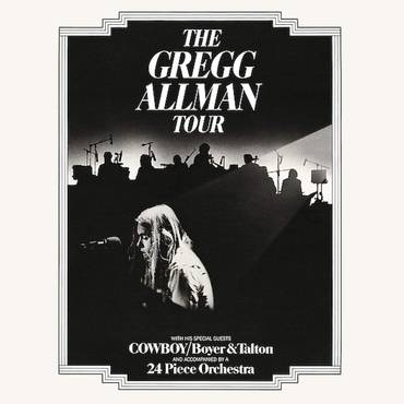 The Gregg Allman Tour [2LP]