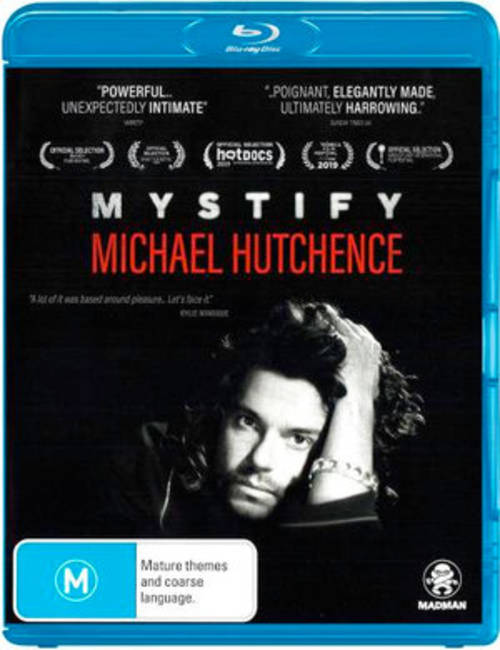 Mystify: A Musical Journey With Michael Hutchence [Import Blu-ray]