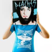 Vinyl Junkies - Buddy In Space - Women's Blue T- Shirt [a. Small]