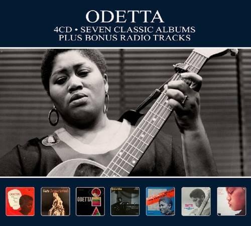 odetta - 7 Classic Albums Plus Bonus Radio Tracks