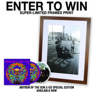 Enter to win a Grateful Dead framed print!