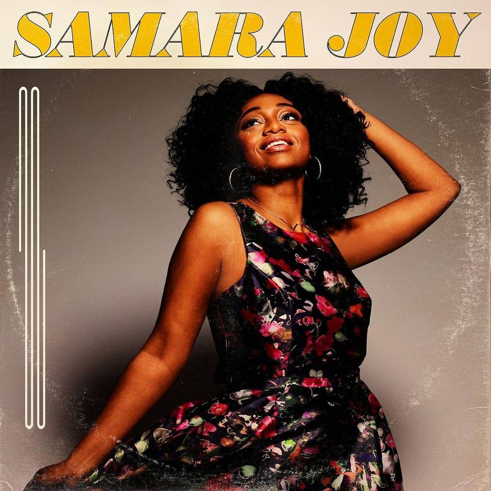 Samara Joy - Samara Joy [Violet & Black Marble LP]