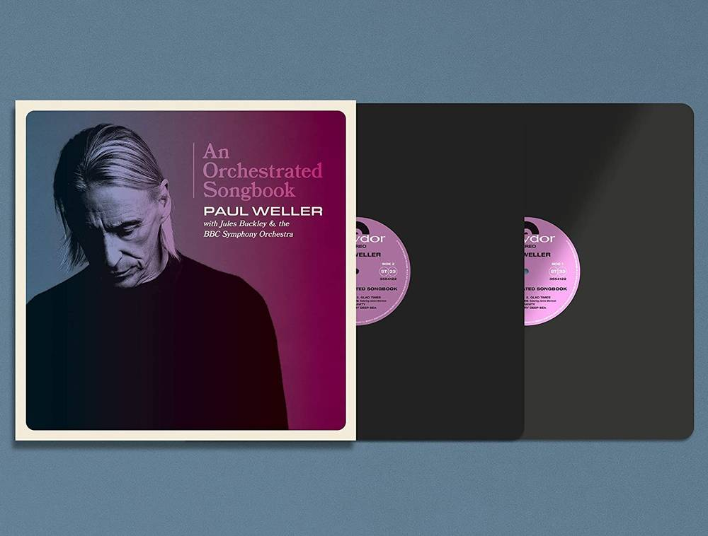 Paul Weller - Orchestrated Songbook: With Jules Buckley & BBC Symphony Orchestra [Import LP]