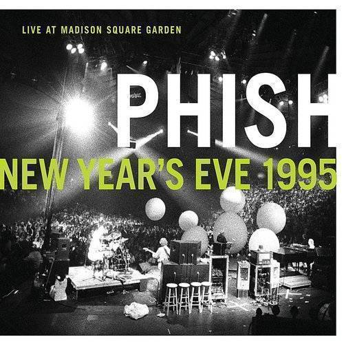Live At Madison Square Garden-New Year's Eve 1995