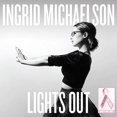 Ingrid Michaelson - Lights Out [Limited Edition Pink Vinyl]
