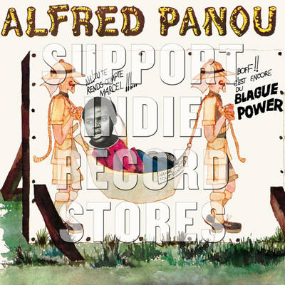 Alfred Panou & The Art Ensemble of Chicago  - Je Suis Un Sauvage/Le Moral Necessaire [RSD 2019]